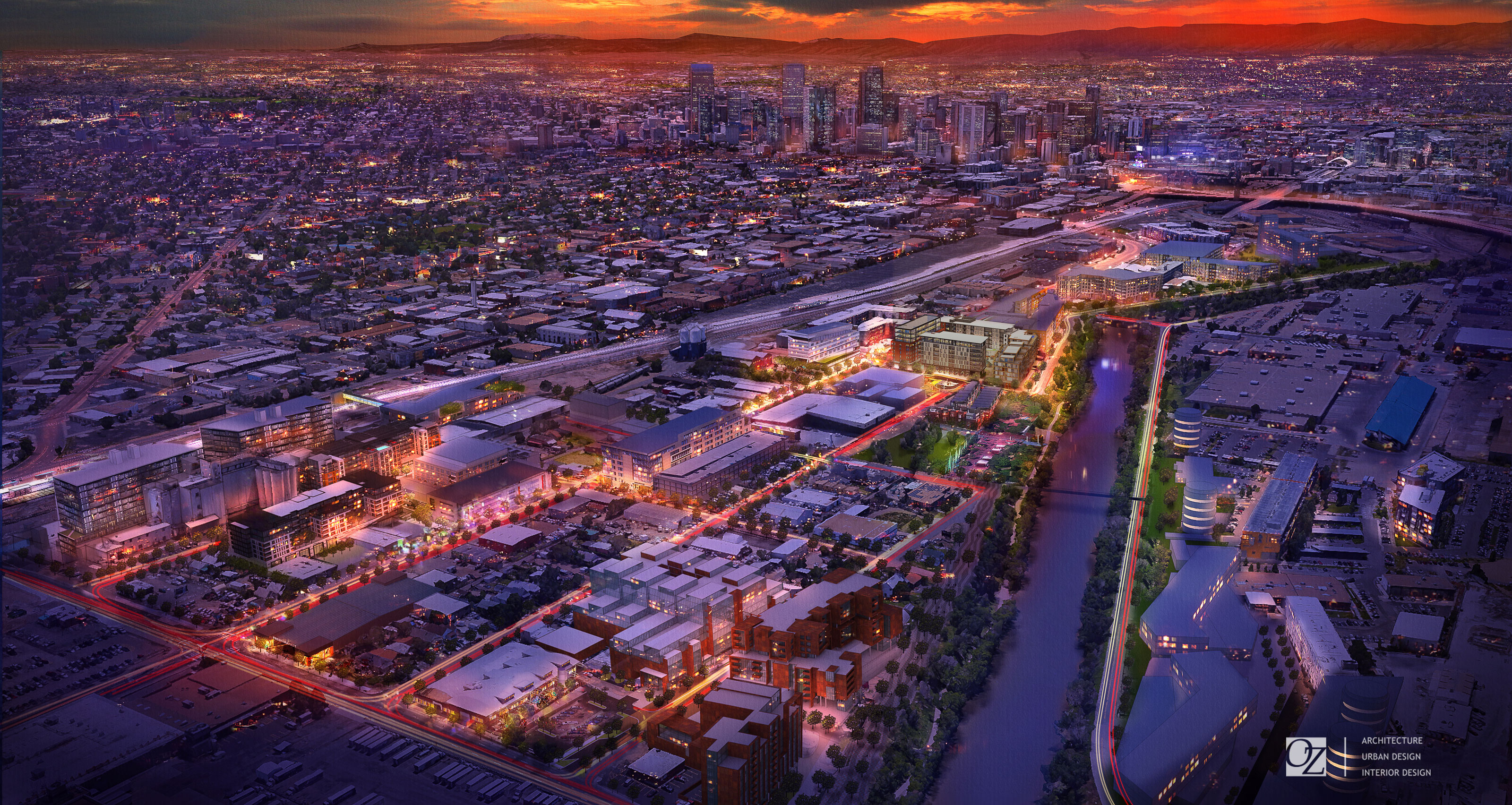 New Image of Denver's RiNo District Defines Future of Dynamic Neighborhood