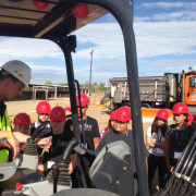 Interactive Construction Training for High-School Students: CCCD 2016