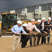 GE Johnson and CRB Break Ground on Large Expansion of New Agilent Technologies Facility
