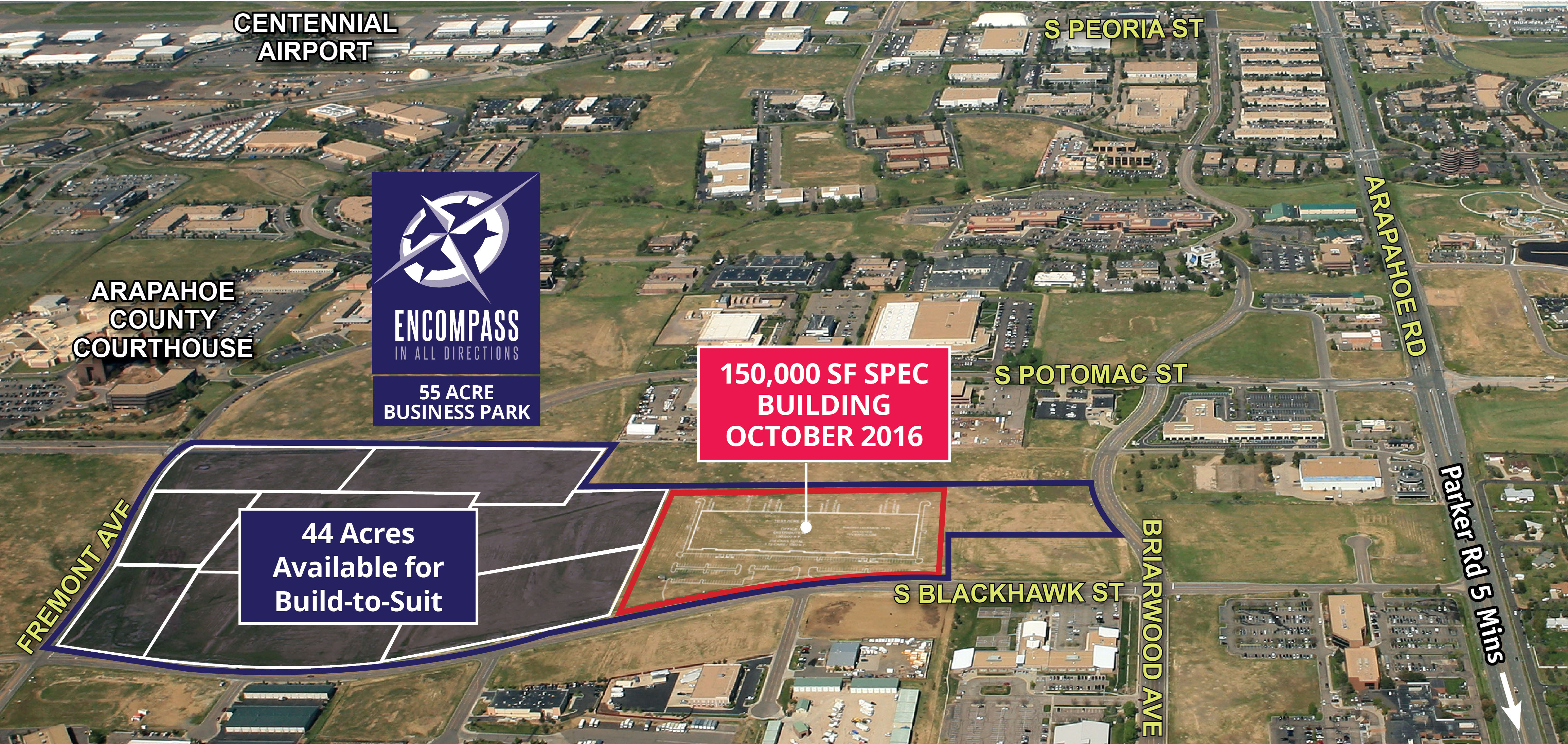 NGKF_Largest Industrial Spec_Centennial CO