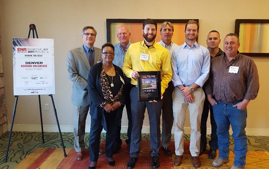 GE Johnson ENR Award_Denver CO