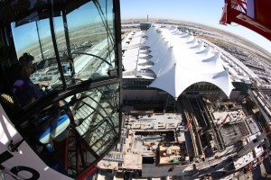 Project of the Year MHS Tri-Venture (Mortenson, Hunt, Saunders) Denver International Airport Hotel and Transit Center