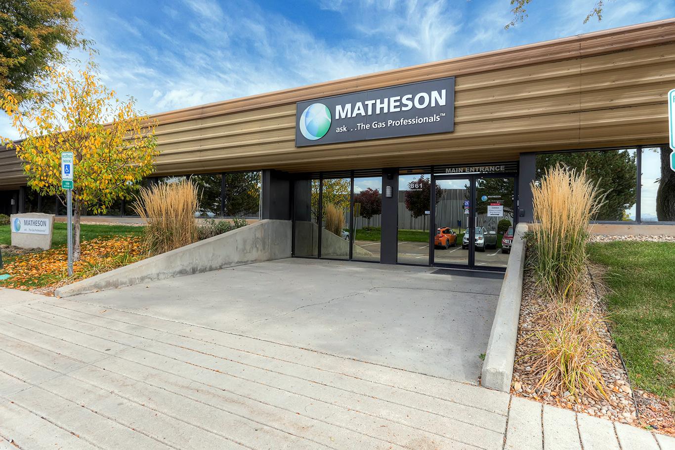 CBRE_matheson_Denver CO