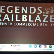 Event Round-Up: The Legends & Trailblazers of Denver CRE