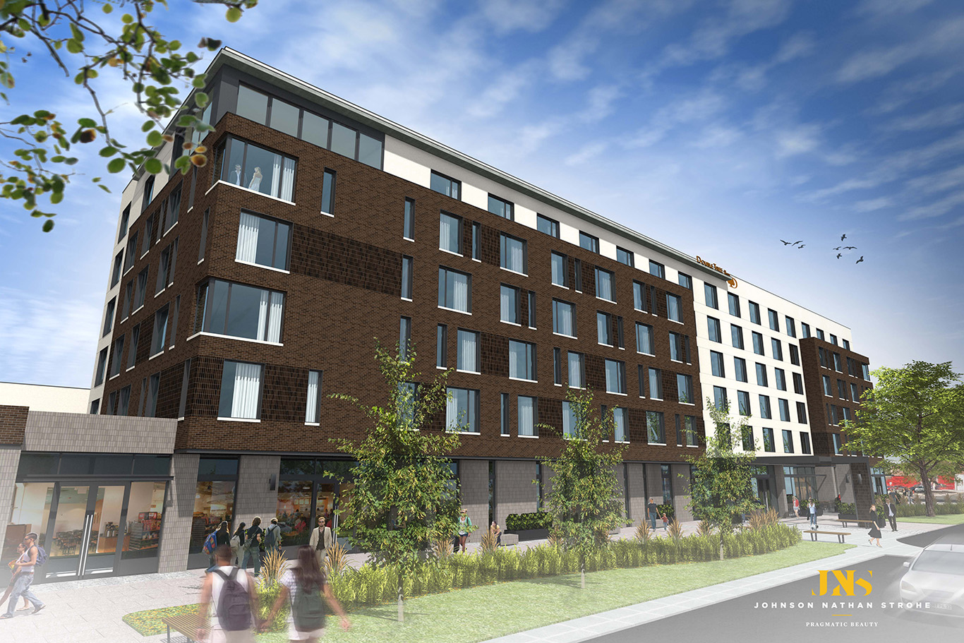 Johnson Nathan Strohe Designs New Doubletree By Hilton Greeley