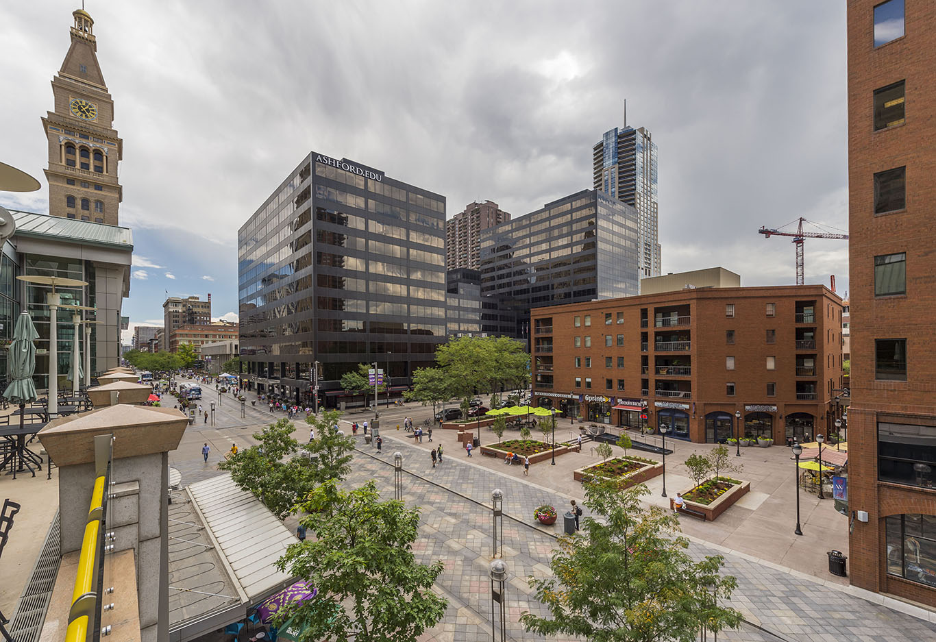 Writers Square Sold $96M_Denver CO