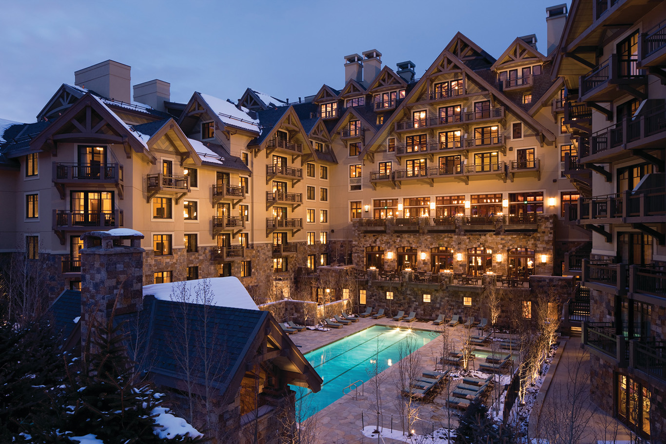 CBRE_Four Seasons Vail CO