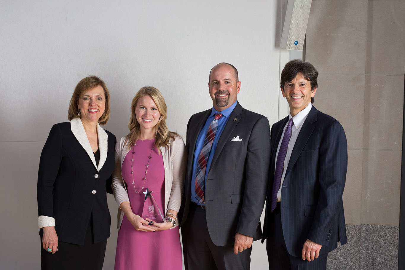 Saunders Construction BEST Award