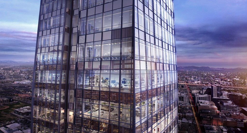 JLL_Hines Building_Denver CO