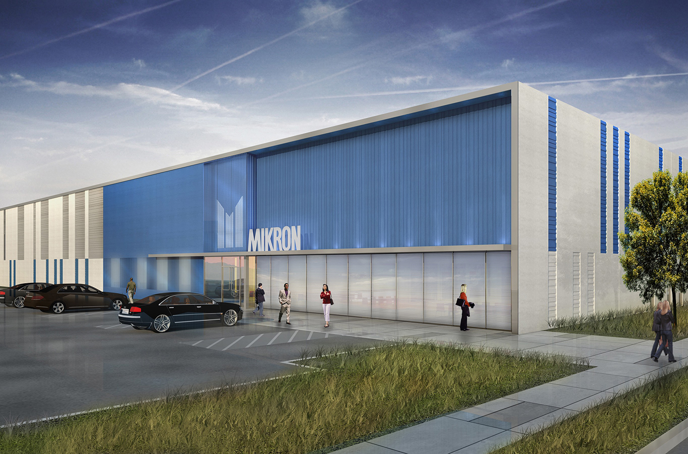 Confluent Development_Mikron open studio architecture_Denver CO