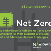 New Report Finds Net Zero Energy is Available for Most Building Types, but Cost & Education Remain Challenges