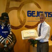 GE Johnson Construction Company Celebrates 50 Years