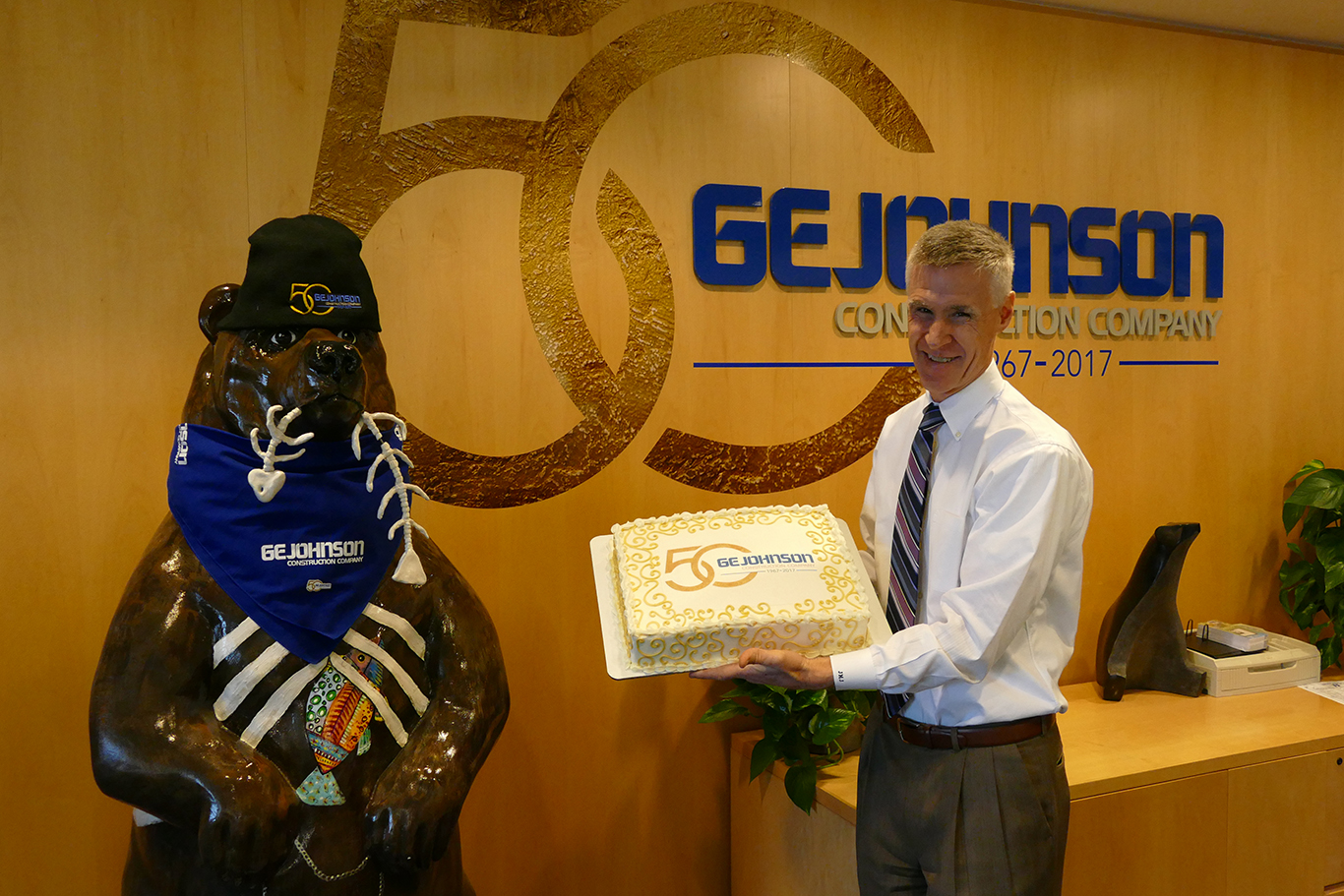 GE Johnson Celebrates 50th Anniversary_Colorado Springs CO