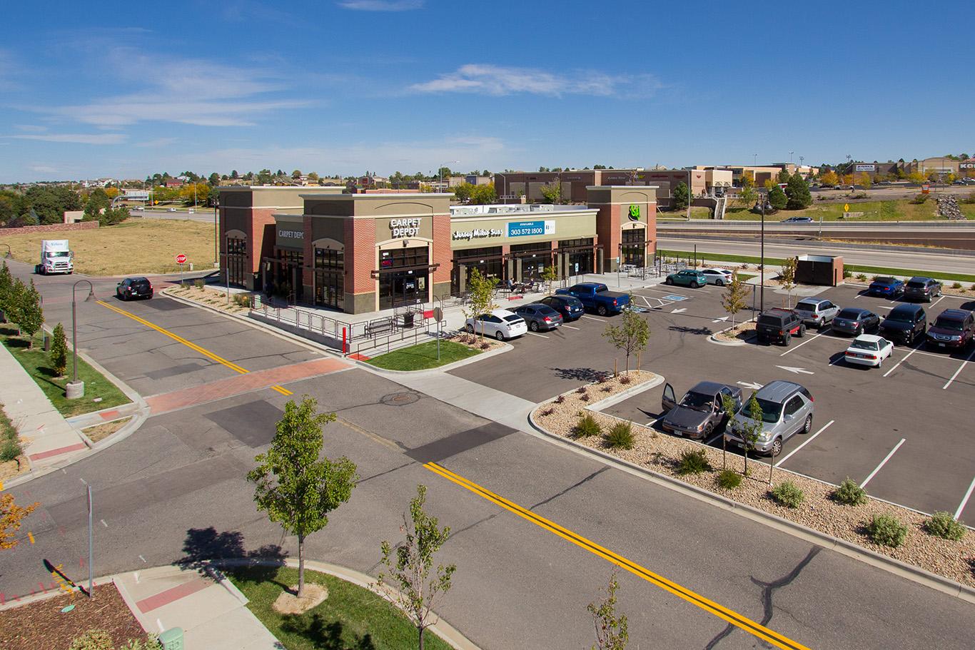 CBRE Completes $4 Million Sale of Centennial Retail Center