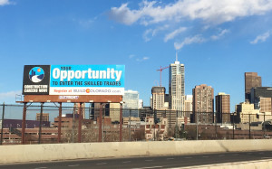 Construction Careers Now Billboard_Denver