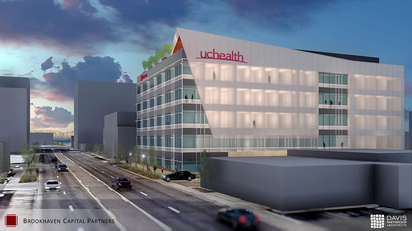 UCHealth Proposes New Health Center for Denver, Cherry ...