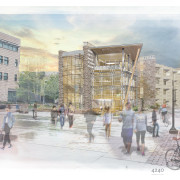 Design-Build Team of Pinkard Construction and 4240 Architecture Awarded CSU's Michael Smith Natural Resources Building Addition
