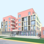Vertix Builders selected to build Emerson Place Apartments in central Denver