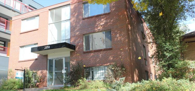 Pinnacle Announces Sale of 12-Unit Apartment Building In Denver
