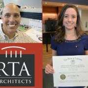 RTA Architects Congratulates Patti Sharp on ARE, Welcomes New Team Member