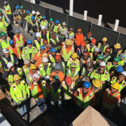 Saunders Construction Awarded Top Workplaces Honor