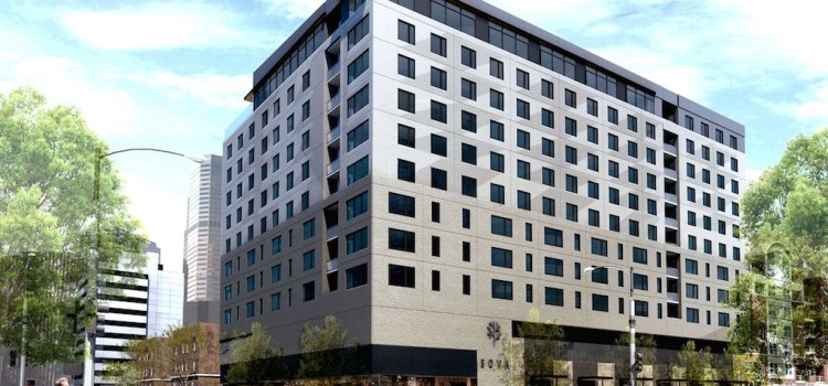 McWHINNEY Breaks Ground on Two Multi-Family Projects in Downtown Denver