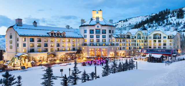 CBRE Hotels arranges $145M sale of Park Hyatt Resort in Beaver Creek