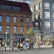 Dairy Block's Pedestrian Alley Poised to Transform LoDo