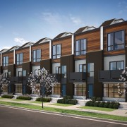 First Stone Development Building Denver Townhomes in Unique Partnership with Denver Zoo