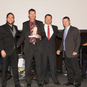 "Vertix Builders Awarded ""General Contractor of the Year"""