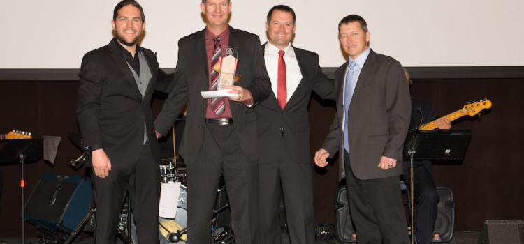 "Vertix Builders Awarded ""General Contractor of the Year"""