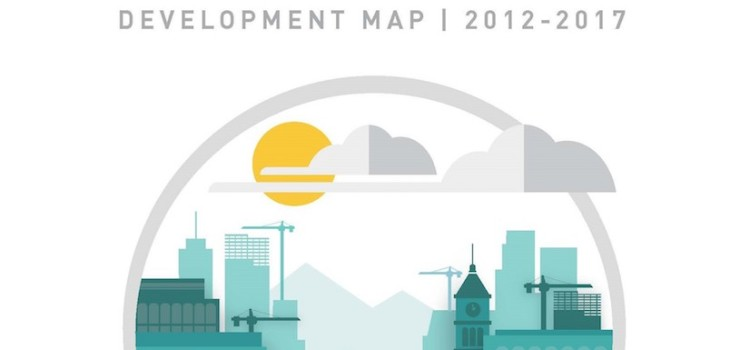 Downtown Denver Development Map Highlights $5.3 Billion in Total Investment Since 2012
