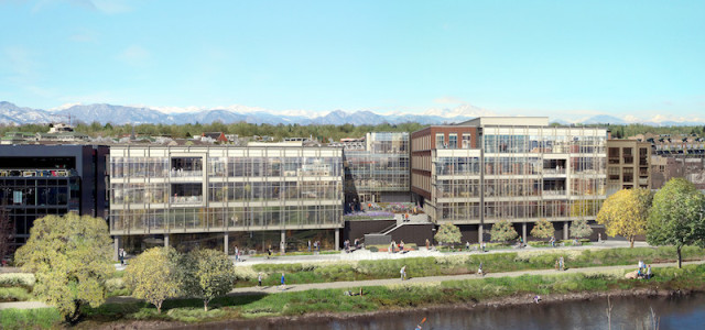 Central Platte Valley: Office Development Hotbed
