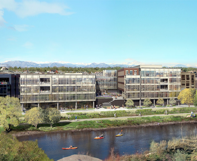 Central Platte Valley: Office Development Hotbed
