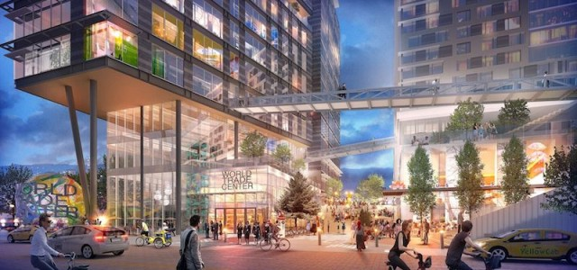 JE Dunn Construction Co. Selected as GC for Denver World Trade Center Project