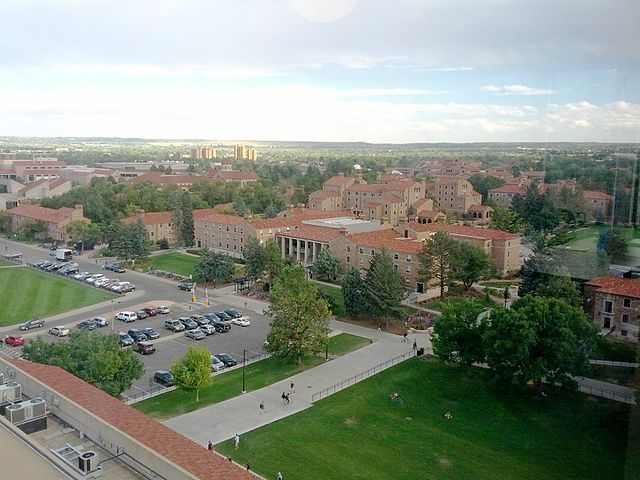 CU Boulder MAIN Campus