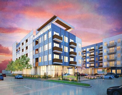 New Luxury Apartment Complex Planned Near RTD's Colorado Station