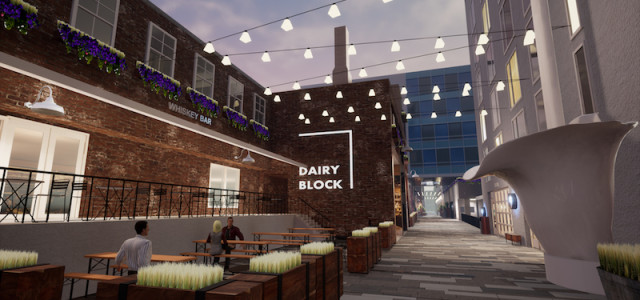 Dairy Block Announces First Retail Tenants