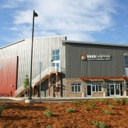 White Construction Group Completes Denver Indoor Climbing Facility