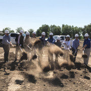 Haselden Construction Breaks Ground on New Larimer County Building