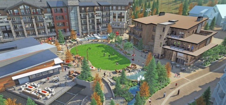 Snowmass Base Village Project Begins Next Phase