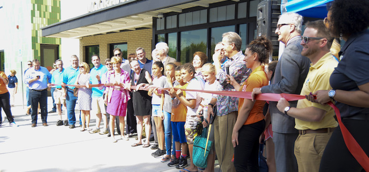 Pinkard Construction Completes City of Aurora's New Recreation Center