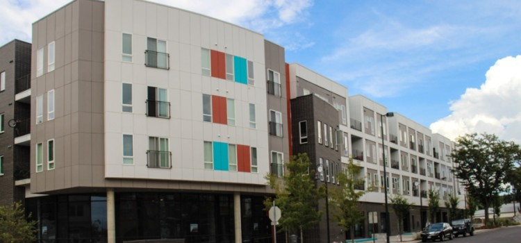Denver's Mariposa District Celebrates Completion of Apartment Units