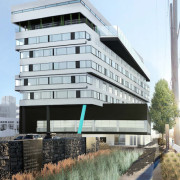 RiNo's First & Only Hotel Celebrates Topping Out
