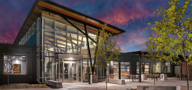 Davis Partnership Architects Receive Top Design Award