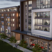 $86M Apartment Project Breaks Ground in Westminster