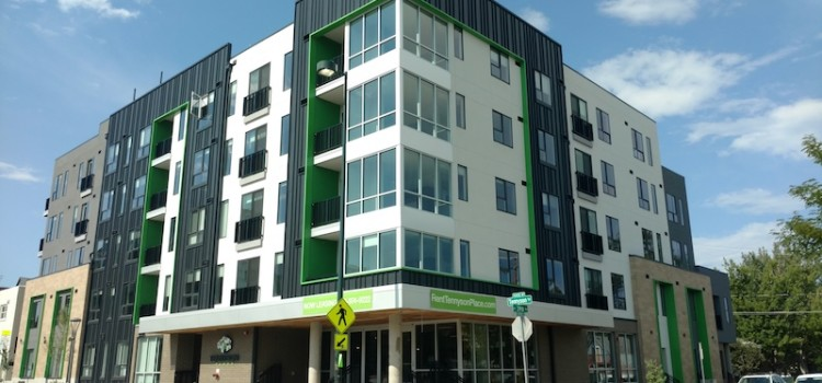 Vertix Builders Announces the Completion of Tennyson Place Apartments in Denver