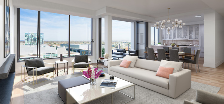 First For-Sale Condominiums in Union Station Neighborhood in High Demand