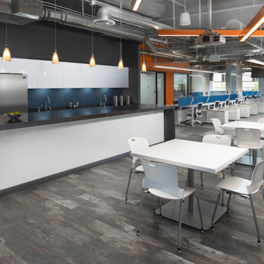 Elsy Studios Remodels Interior Of Historic Dodge Brothers Showroom Mile High Cre