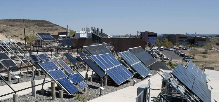 NREL to Develop National Western Center Energy Plan